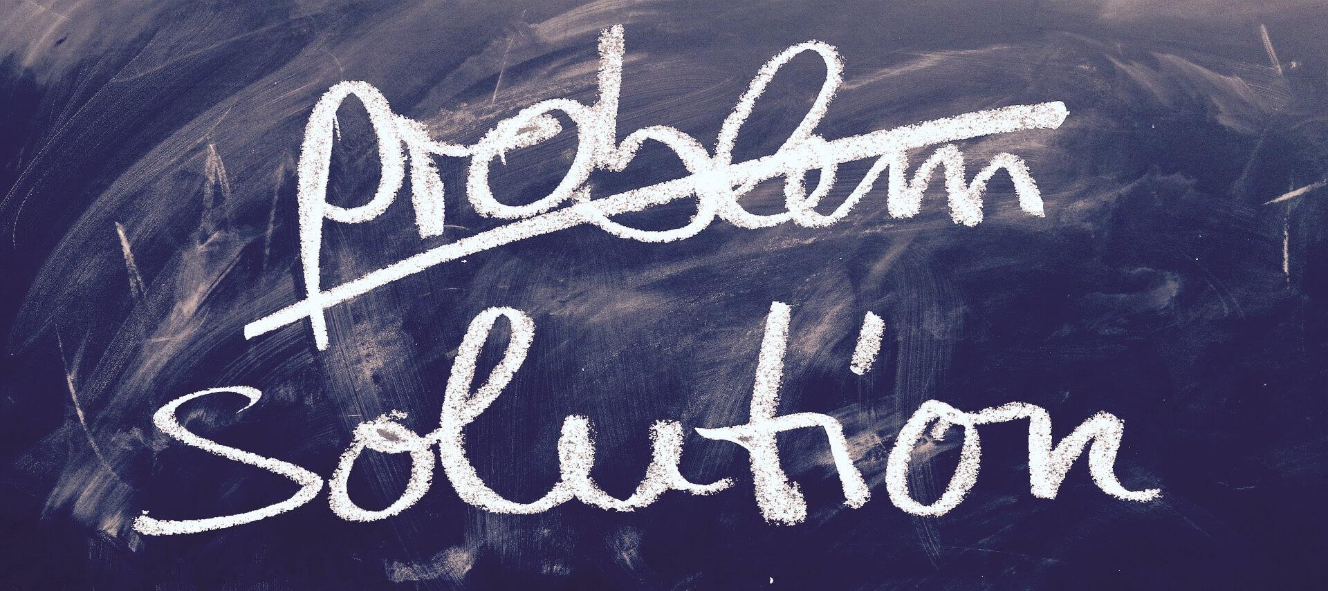 Coaching bringt: Lösungen für Probleme