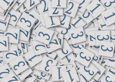 Zahlenkärtchen - Mathematikkurs für Hochbegabte
